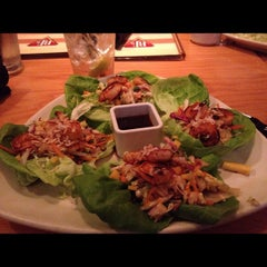 Photo taken at BJ's Restaurant and Brewhouse by Justin A. on 8/9/2012