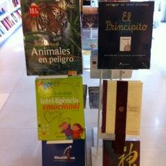 Photo taken at Libreria Excellence by Iñigo S. on 4/23/2012