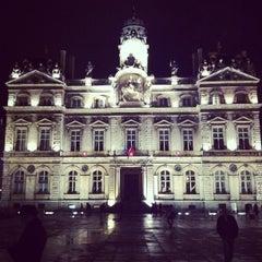 Photo taken at Place des Terreaux by Pascal C. on 4/19/2012