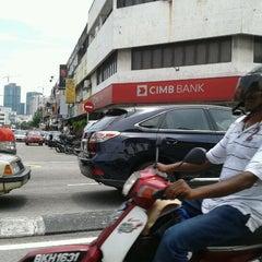 Photo taken at CIMB Bank by Yusoff M. on 3/15/2012