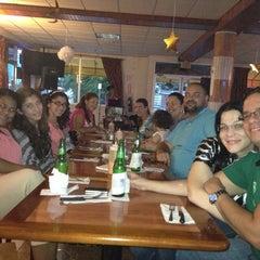 Photo taken at Rubens Cafe by Jose C. on 8/5/2012