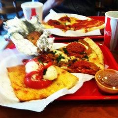 Photo taken at Eddie and Sam's Pizza by Alexander K. on 8/29/2012