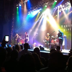 Photo taken at House of Blues by Andres F. on 5/12/2012