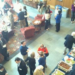 Photo taken at Weill Hall - Gerald R. Ford School of Public Policy by Chris M. on 4/27/2012