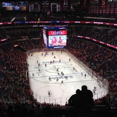 Photo taken at Verizon Center by Nicole S. on 4/16/2012