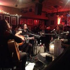 Photo taken at Bluebird Cafe by Steve C. on 2/29/2012