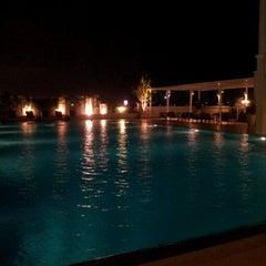 Photo taken at Swimming Pool @ Kameo House by Off Pitchaya N. on 7/26/2012