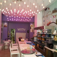 Photo taken at Yomy by Катёна М. on 5/17/2012