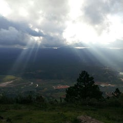 Photo taken at LangBiang Hill by Nguyễn Minh L. on 6/25/2012