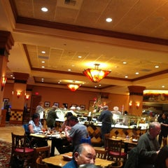 Photo taken at Falls Buffet by Richard M. on 2/25/2012