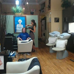 Photo taken at J. Kelley Salon by Jill Kelley R. on 6/22/2012