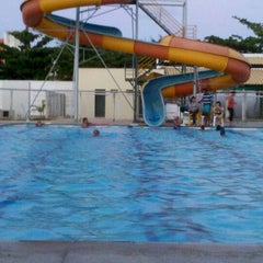 Photo taken at Clube do Banese by Breno R. on 7/3/2012