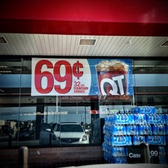 Photo taken at QuikTrip by Brian L. on 7/29/2012