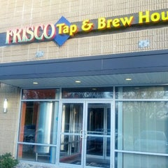 Photo taken at Frisco Tap House & Brewery by Peter J. on 3/28/2012