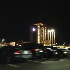 Photo taken at L'Auberge Casino & Hotel by Benjamin E. on 9/2/2012