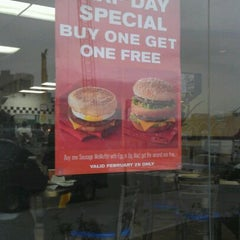 Photo taken at McDonald's by Cass C. on 2/29/2012