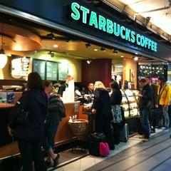 Photo taken at Starbucks by Yuliya M. on 6/18/2012