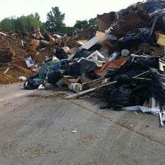 Photo taken at Fort Totten Trash Transfer Station by Yvette C. on 7/12/2012