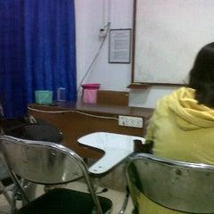Photo taken at STIE Pembangunan by Anton C. on 1/4/2012