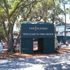 Photo taken at TPC Sawgrass by KaneWape on 5/11/2012