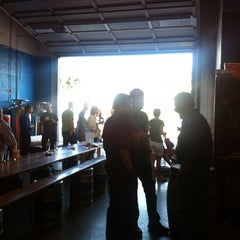 Photo taken at Fremont Brewing Company by Nathan M. on 7/20/2012