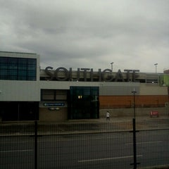 Photo taken at Southgate Shopping Centre by Don P. on 6/17/2012