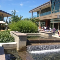 Photo taken at Microsoft Commons by Elizabeth T. on 8/1/2012