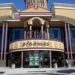 Photo taken at Regal Cinemas Live Oak 18 & RPX by Jose G. on 1/18/2012