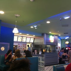 Photo taken at Yesterday American Diner by solonete on 7/16/2011