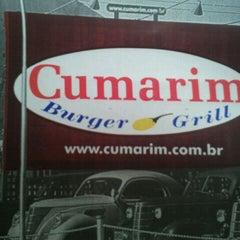 Photo taken at Cumarim Burger Grill by Daniel P. on 6/8/2011