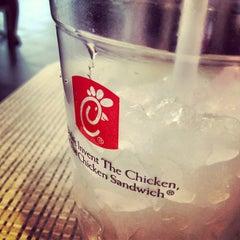 Photo taken at Chick-fil-A by Erik W. on 5/17/2012
