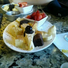 Photo taken at The Melting Pot by Melissa C. on 10/16/2011