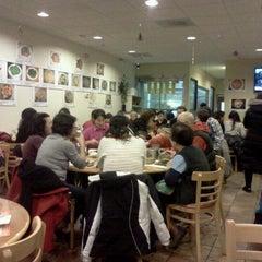Photo taken at Wonton Gourmet & BBQ by Dorjan S. on 1/30/2012