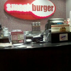 Photo taken at Smashburger by Kevin D. on 12/15/2011