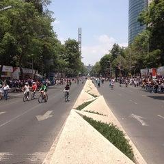 Photo taken at Feria de las Culturas Amigas by Renato N. on 5/27/2012