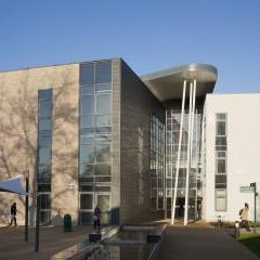 Photo taken at Humanities Building by University of Nottingham on 5/29/2012