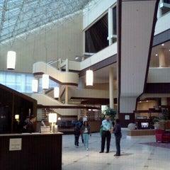 Photo taken at Sheraton Philadelphia Downtown Hotel by Andrew D. on 4/8/2012