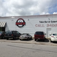Photo taken at Northport Diner by Gigantor on 3/23/2012