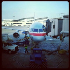 Photo taken at Terminal 4 by Philip M. on 5/18/2012
