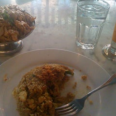 Photo taken at Spice Chelsea Corner by Collin M. on 3/9/2012