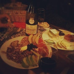Photo taken at Chez Prune by Alexis T. on 11/5/2011
