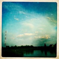 Photo taken at Дача. Поселок  'Энергетик' by Николай С. on 7/20/2011