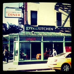 Photo taken at Green Kitchen by Tiffany K. on 9/16/2011