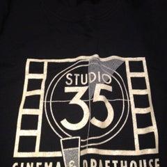 Photo taken at Studio 35 by Michael M. on 8/22/2012