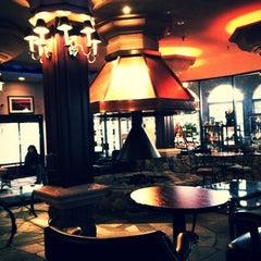 Photo taken at Tahoe Biltmore Lodge & Casino by natasha c. on 3/23/2012