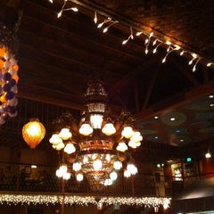 Photo taken at Monsoon Cafe by Mia D. on 4/16/2011