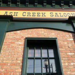 Photo taken at Ash Creek Saloon by RetailGoddesses on 4/14/2012