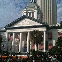 Photo taken at Florida State Capitol by Matthew G. on 1/4/2011