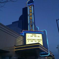 Photo taken at Rialto Cinemas Cerrito by Dougan W. on 3/13/2011