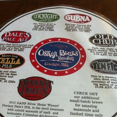 Photo taken at Oskar Blues Grill & Brew by Ben I. on 7/5/2012